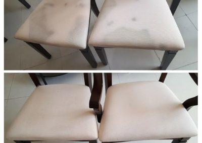 Čištění křesel a židlí 002