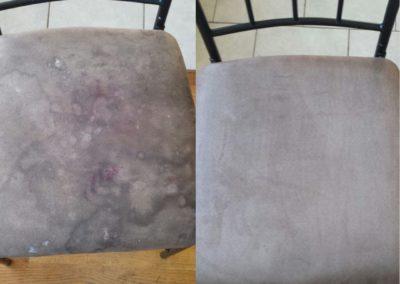 Čištění křesel a židlí 005